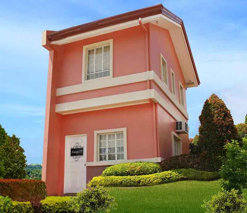 Mariana Down Hill House Model