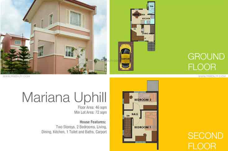 Mariana Up Hill House Features And Specifications