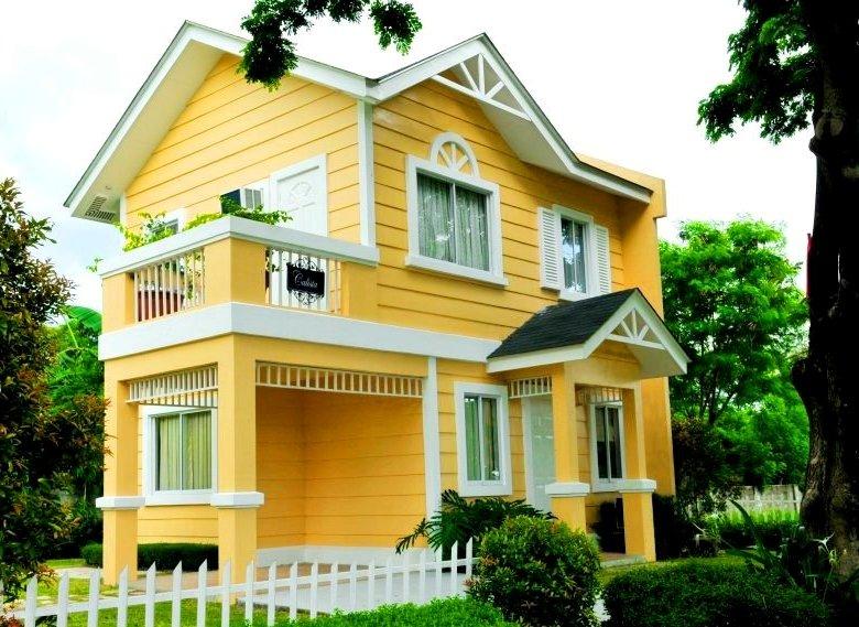 Calista House Model
