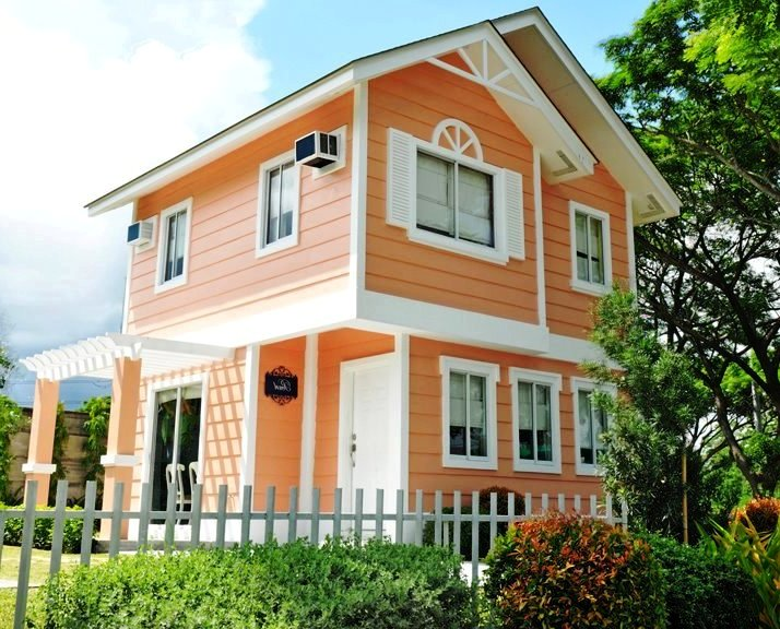 Pearl House Model