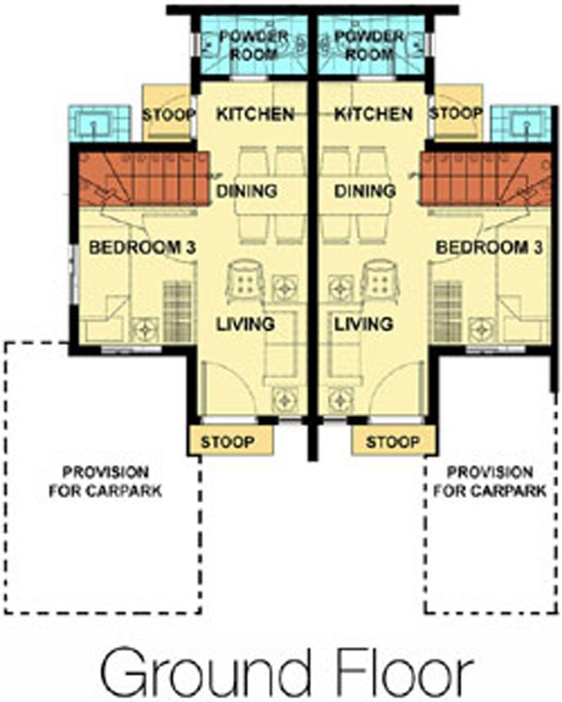 Martha-TH Ground Floor