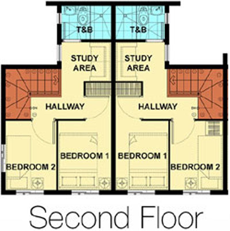Martha-TH Second Floor