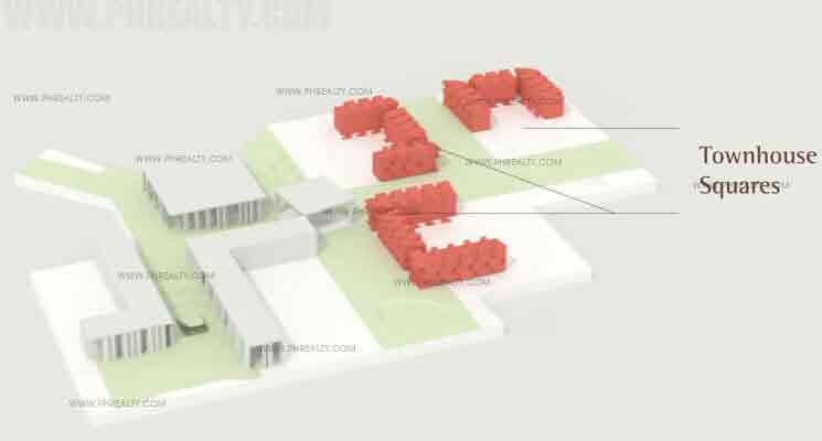 Masterplan Component Townhouse Clusters