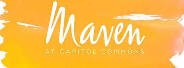 Maven at Capitol Commons Logo