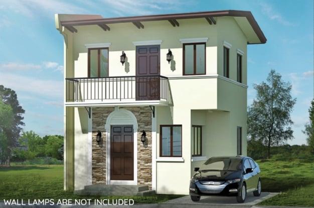 Maxine House Model