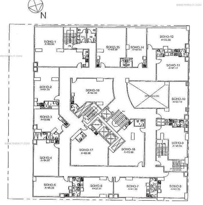 3rd Floor SOHO