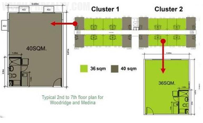 Medina Floor Plan