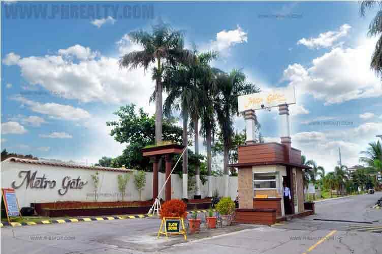 Metrogate Complex Gate