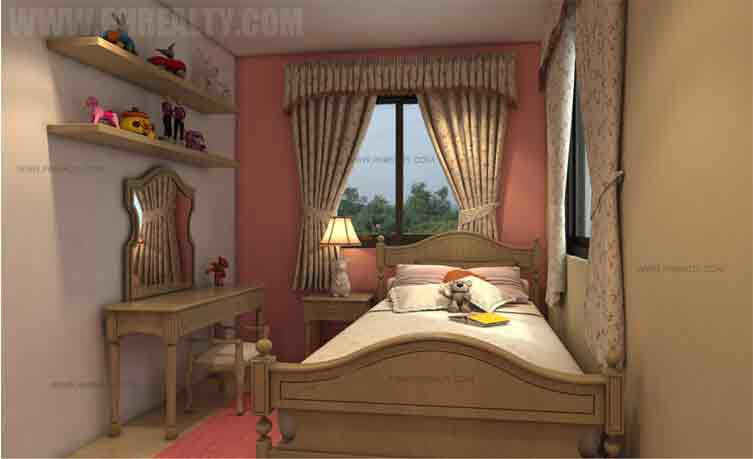 Carina Bedroom