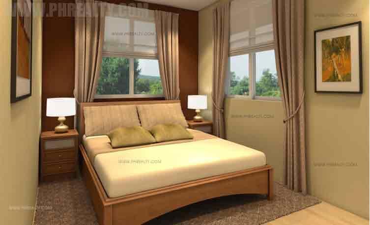 Celina Master Bedroom