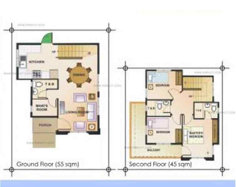 Priscilla Floor Plan