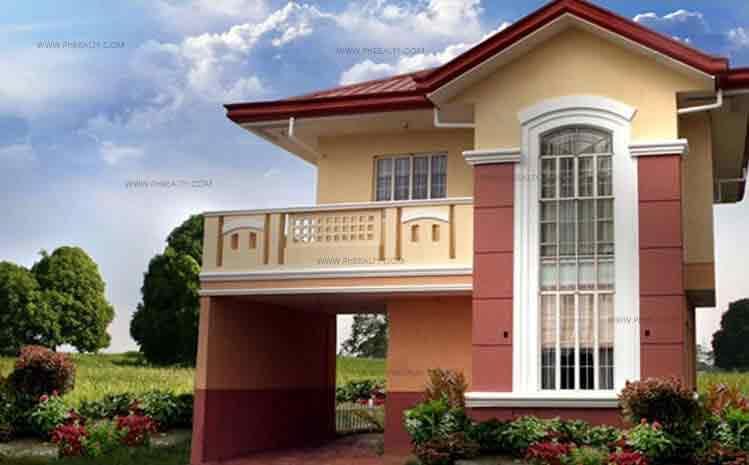 Priscilla House Model