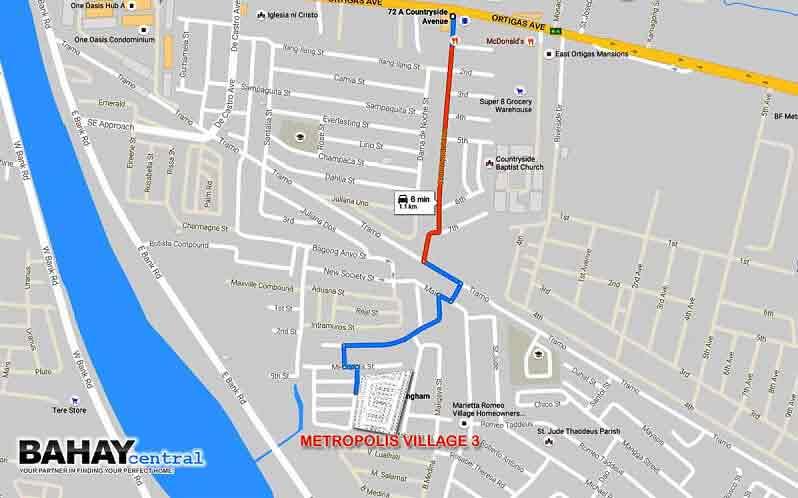 Birmingham Metropolis III Location