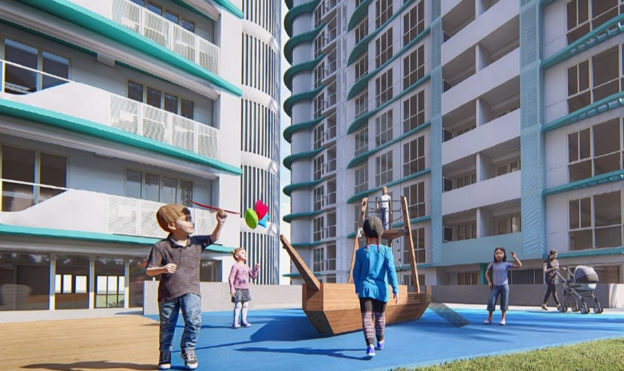 Children's Playscape