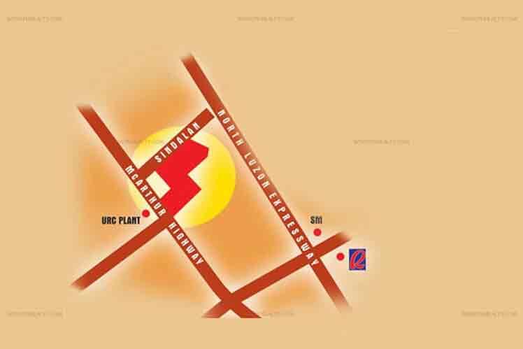 Mirada Dos Location