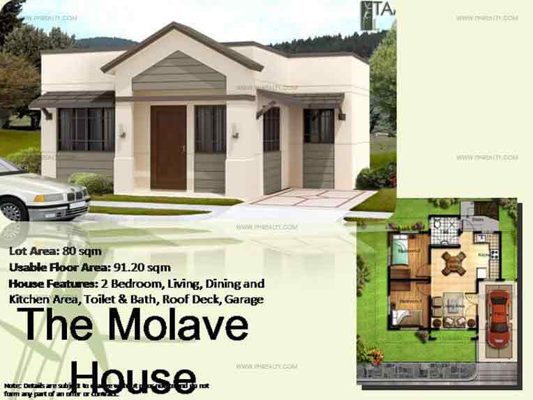 Molave House Model