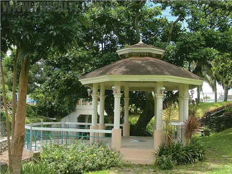 Norfolk Ridge-Gazebo
