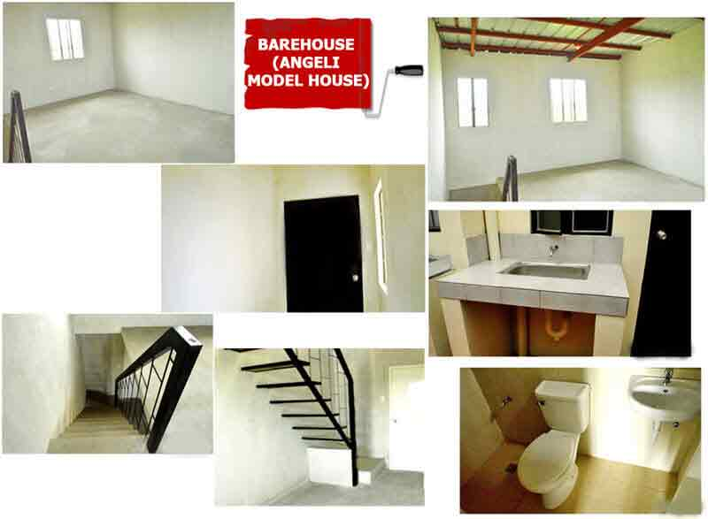 Angeli Model House - Single Firewall
