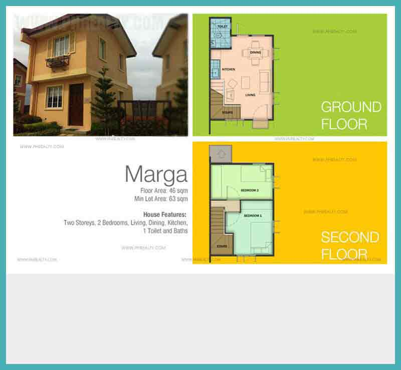 Marga Floor Plan