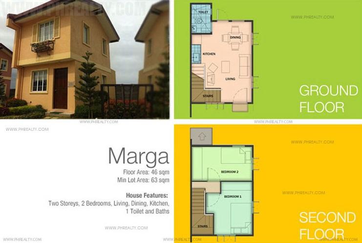 Marga Floor Plan