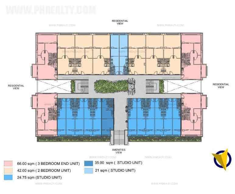 Maui Ground Floor Plan