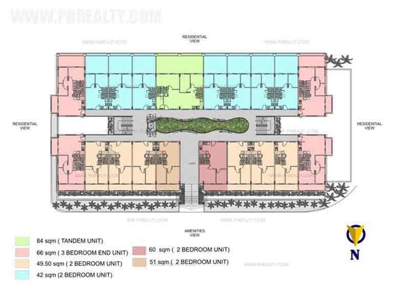 Typical Building Plan Ground Floor
