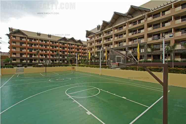 Basketball Court and Playcourt
