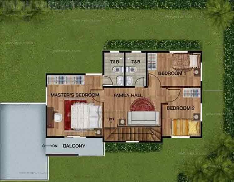 Oleander (Standard) 2nd Floor