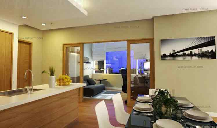 One Bedroom Deluxe Flex Room