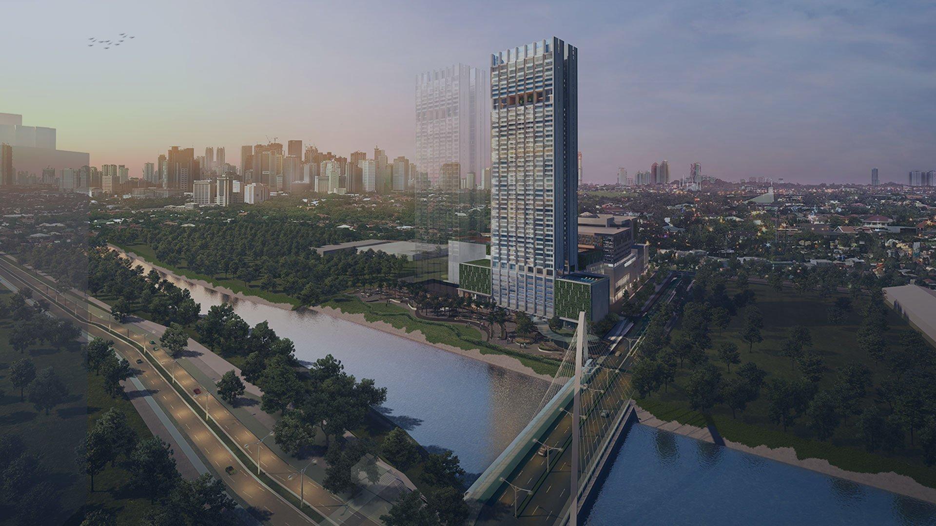 Parklinks North Tower Quezon City