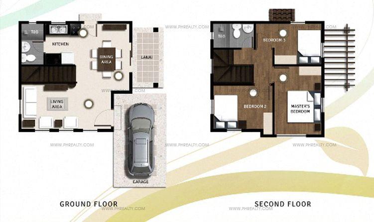 Pearl Floor Plan