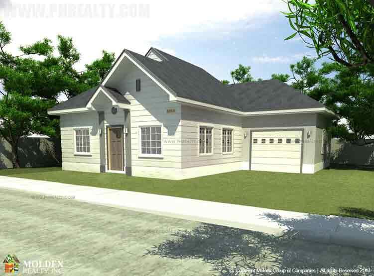 Pelham House Model