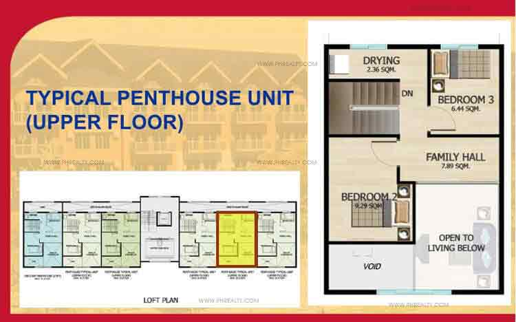 Penthouse (Upper Floor)