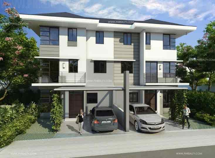 Plan 170 Duplex