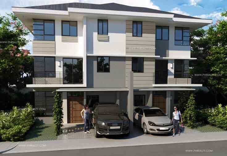 Plan 185 Duplex