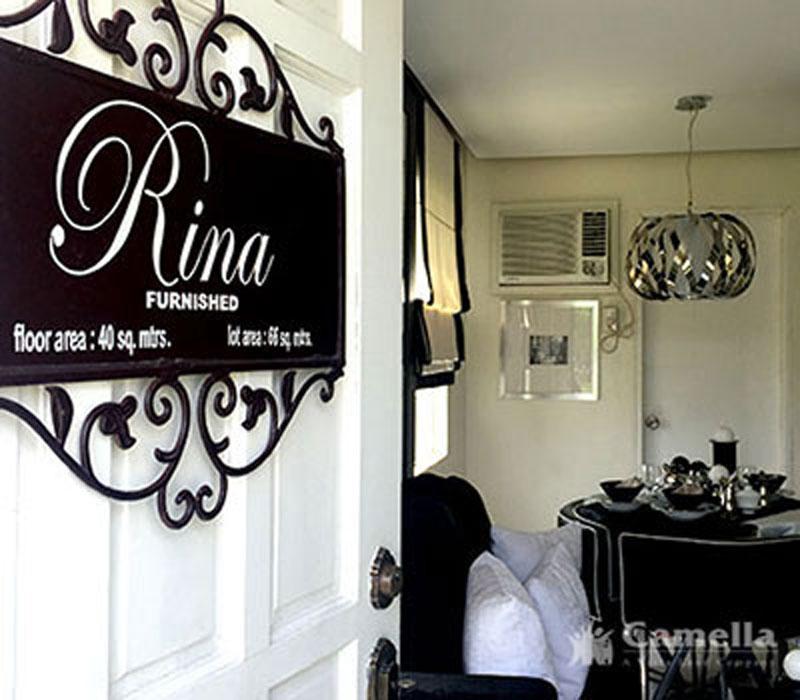 Rina Entrance