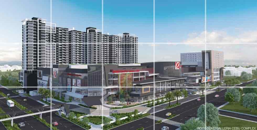 Robinsons Galleria Cebu Complex