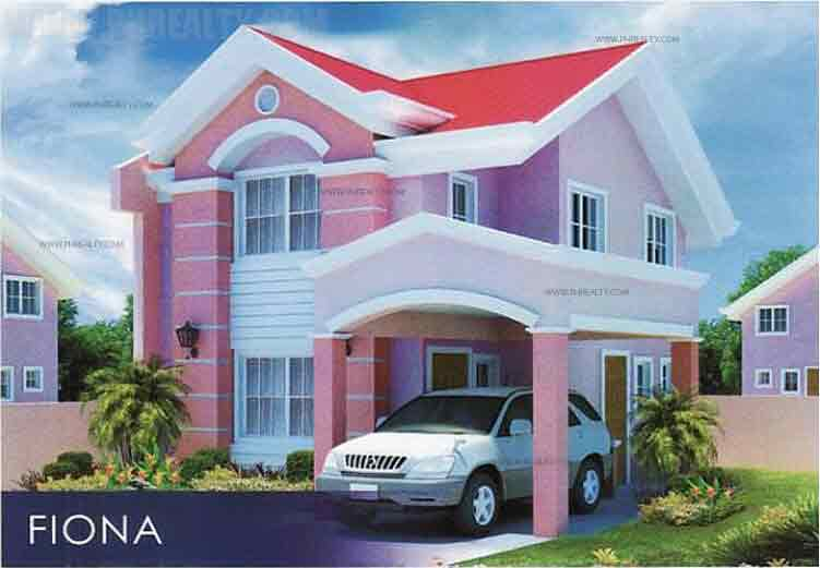 Fiona House Model