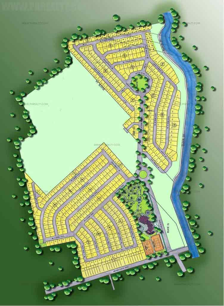 Site Development Plan - Part 1