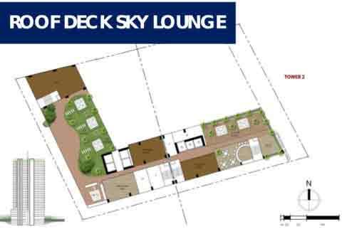 Roof Deck Sky Lounge
