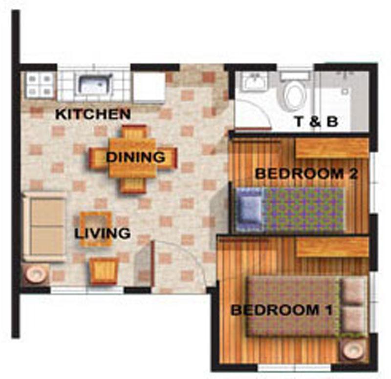 Rosemary Floor Plan