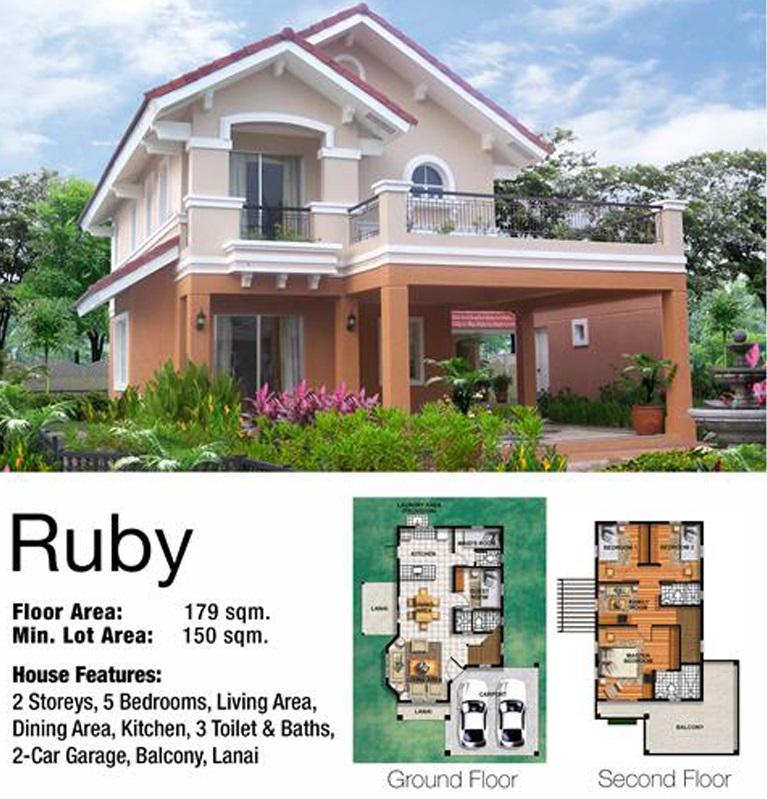 Ruby Floor Plans