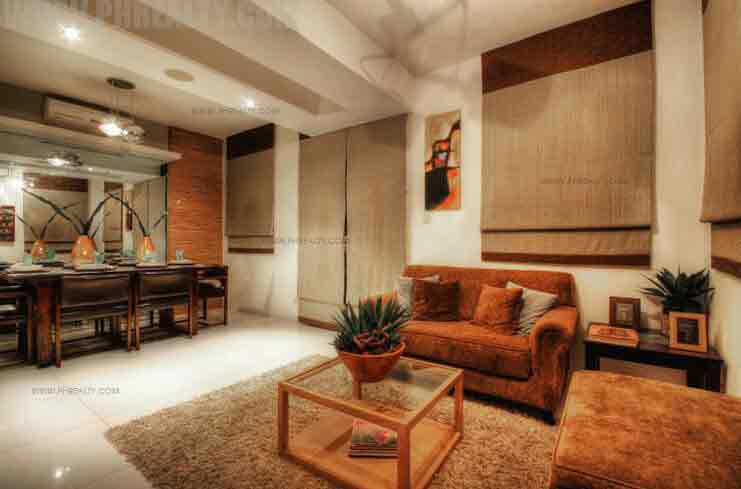 Sabine Living Area
