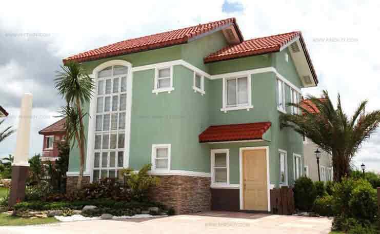 Sabine House Model