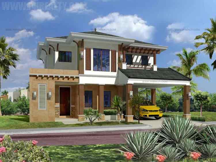 Sanur House Model