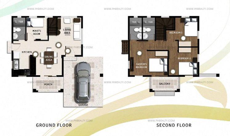 Sapphire Floor Plan