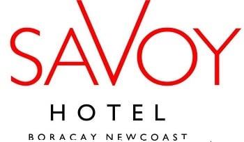 Savoy Hotel Boracay Logo