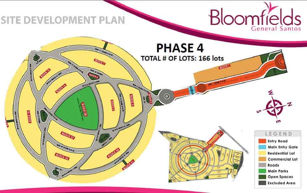 Site Development Plan - Phase 4