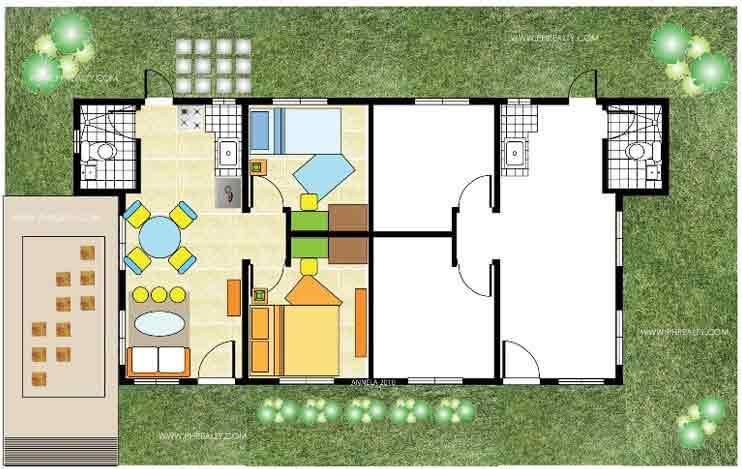 Aya Floor Plan