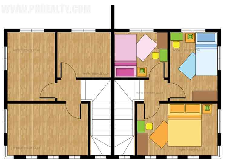 Leia Second Floor Plan